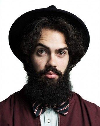 """Roman from my """"101 bearded men project"""