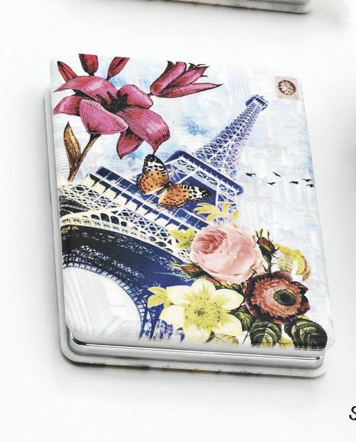 Espejo Doble Paris Dibujos De Paris Detalles Para Bodas Paris