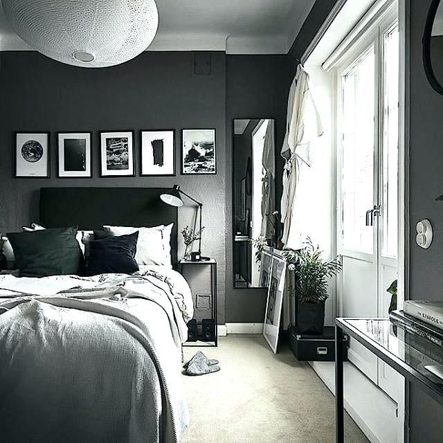 Dark Gray Bedroom Walls Dark Gray Walls Great Image Of Dark Bedrooms Dark Bedroom Dark Gray Walls Bed Master Bedrooms Decor Bedroom Photos Small Master Bedroom
