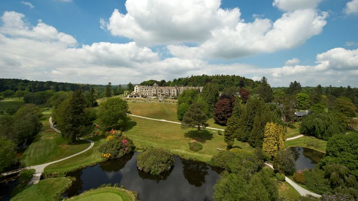 Bovey Castle - a dog-friendly hotel in Devon