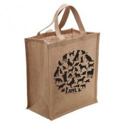 AWL Jute Shopping Bag | AWL