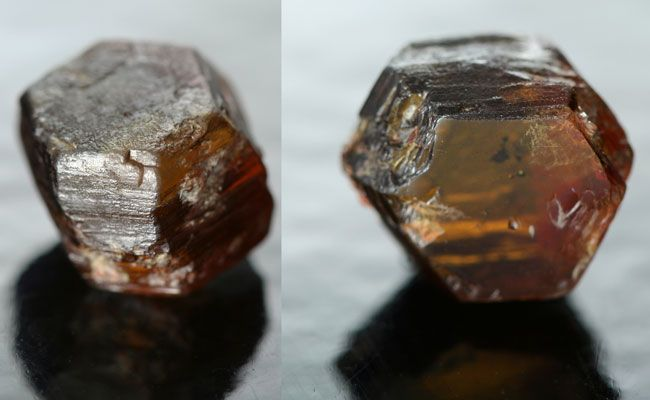 Hibonite - THE crystal - En vente sur gemfrance.com