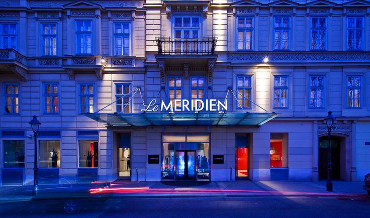 Fashion Check In im Le Meridien | look! - das Magazin für Wien