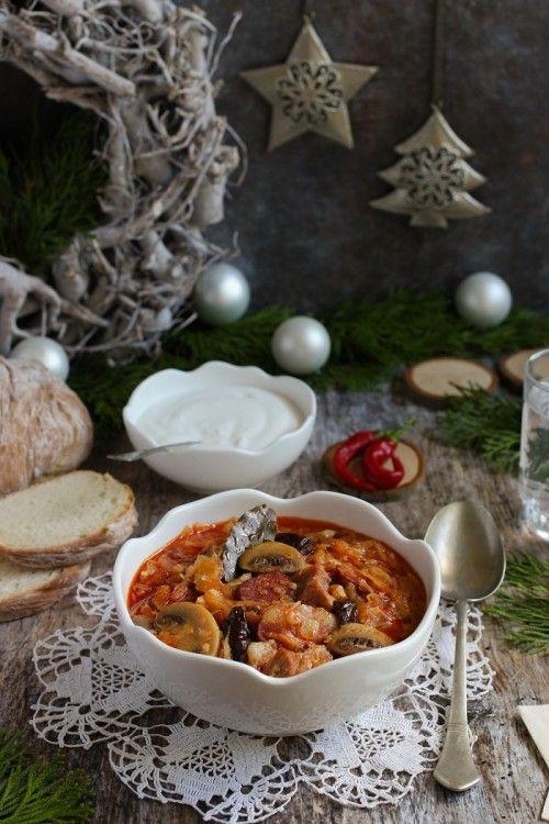 Vianočná kapustnica (káposztaleves)