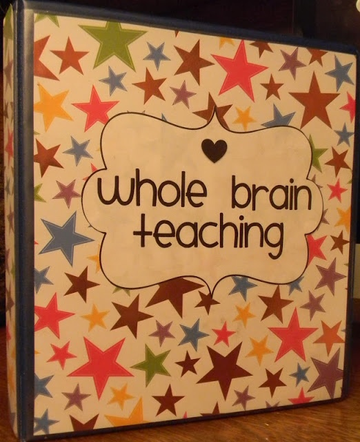 Simply 2nd Resources: Whole Brain Teaching