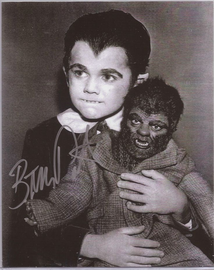 The Munsters Butch Patrick