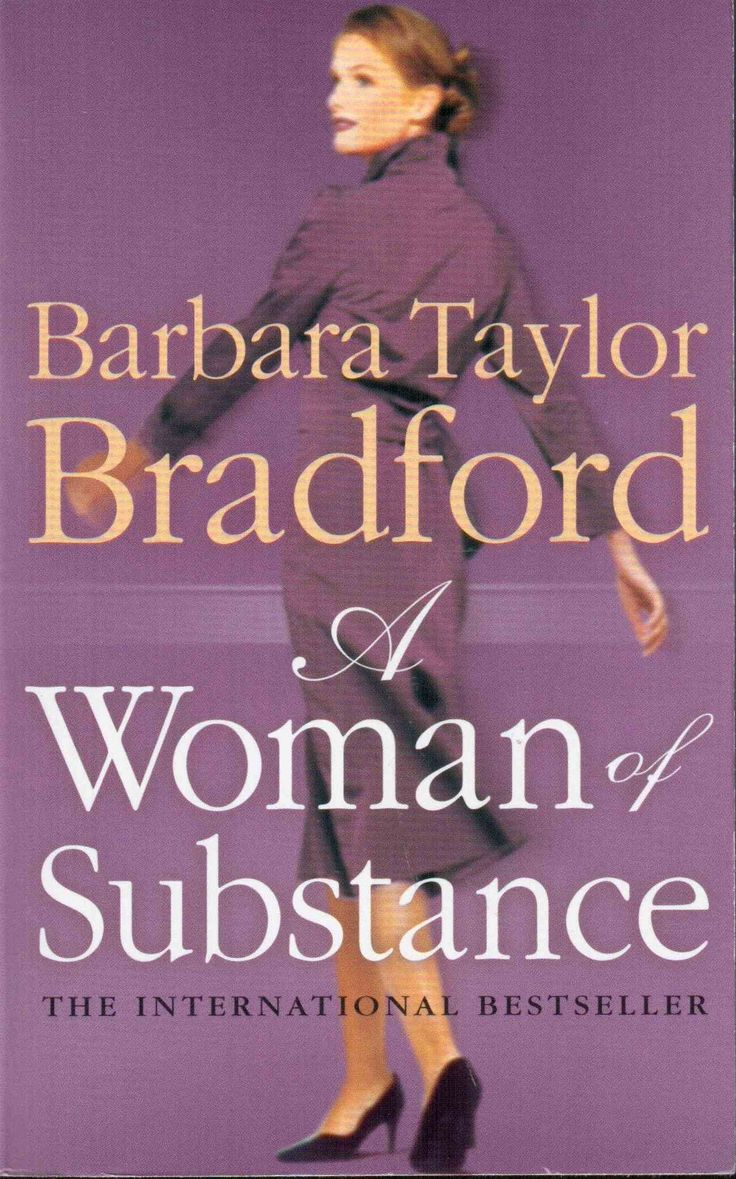 A Woman Of Substance One Of The Best Books I Ever Read First Time Age