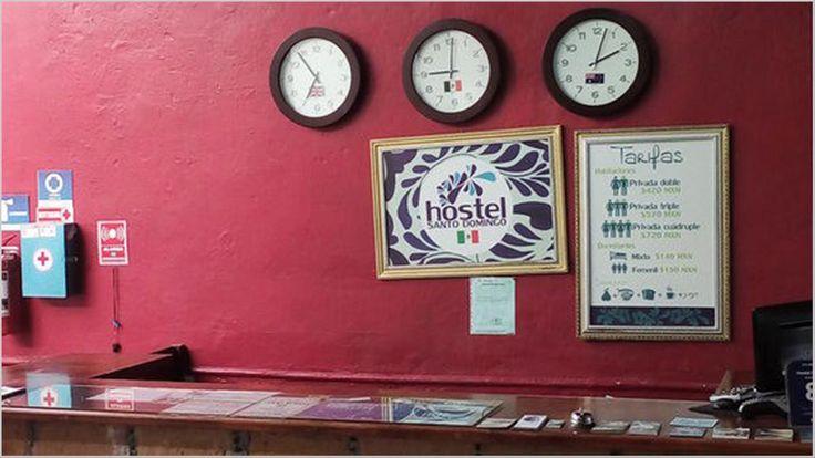 Hostal Santo Domingo - Hostel  Mexico