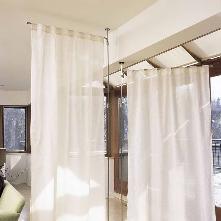 Ikea Track Curtains Room Divider Ceiling