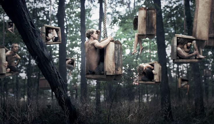 """""""All In Our Boxes"""" by Rob WoodcoxPhotographers, Cabinets, Woodcox Photography, Boxes Art, Rob Woodcox, Birds, Alex O'Loughlin, Cameras, Conceptual Photography"""