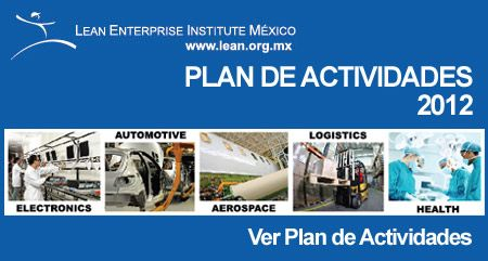 Lean Enterprise Institute Mexico