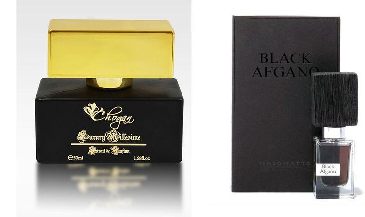 Profumo Uomo 50 ml Black Afgano by Chogan cod.074