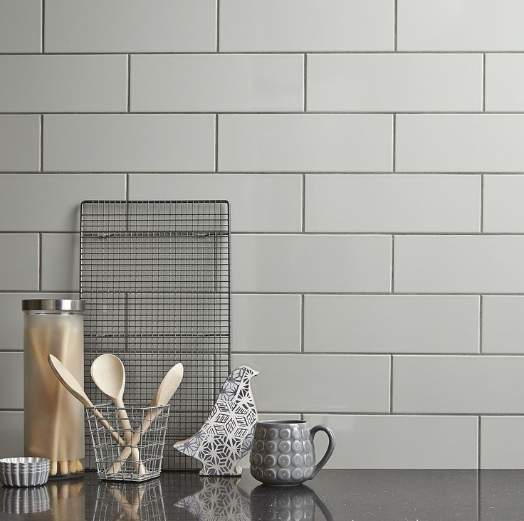 really like the idea of using a darker grout with the wall tiles   www.tilemountain.co.uk