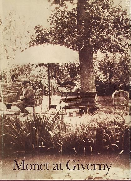 Joyes, Claire & Andrew Forge - Monet at Giverny   5396