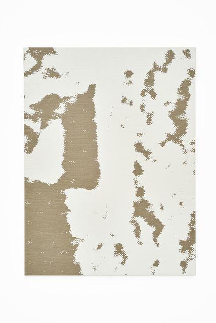 Dazzle Painting (WHITE XLIX)
