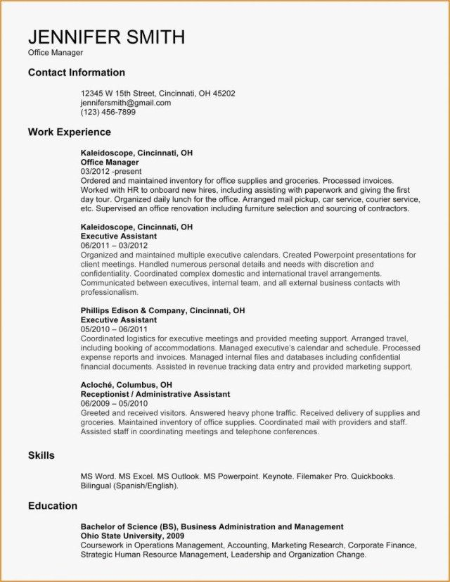 Filemaker Developer Cover Letter - sarahepps.com -