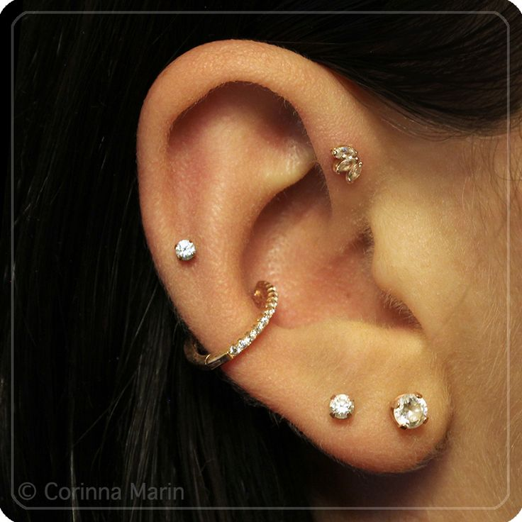 1000+ ideas about Ear Piercings Conch on Pinterest | Ear ...