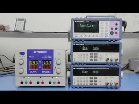 Video: Positive & Negative Outputs from DC Power Supplies