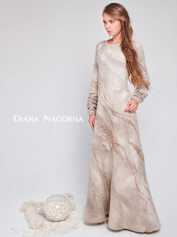 """Диана Нагорная . Коллекция одежды """" Отражение луны"""" Фото - Ярмарка Мастеров - ручная работа, handmade"""