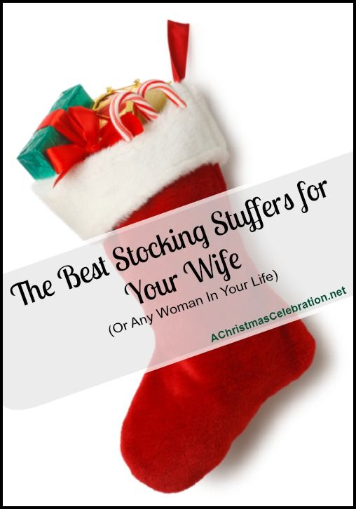Great ideas for for stocking stuffers for your wife or girlfriend - all types of gifts and price points! #stockingstuffers