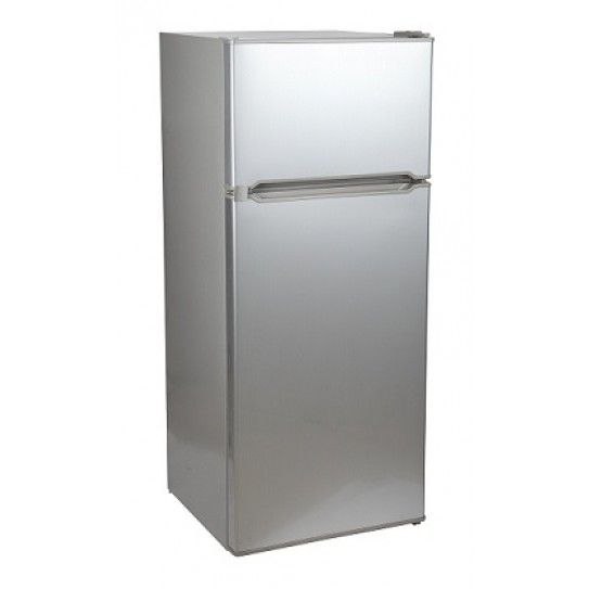 Evakool Platinum 210 Litre 12/24 Volt Fridge, 2yr warranty. Evakool's Platinum series delivers exceptional performance. The Platinum range of stylish, upright fridge*freezers have been designed by drawing on Evakool's years of experience and extensive knowledge of 12 volt refrigeration,