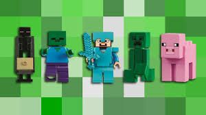 Image result for minecraft lego