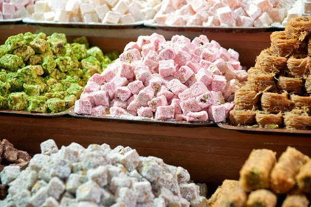 I Love Turkish Delight @Renee Stroud Jackson - were you just kidding me??