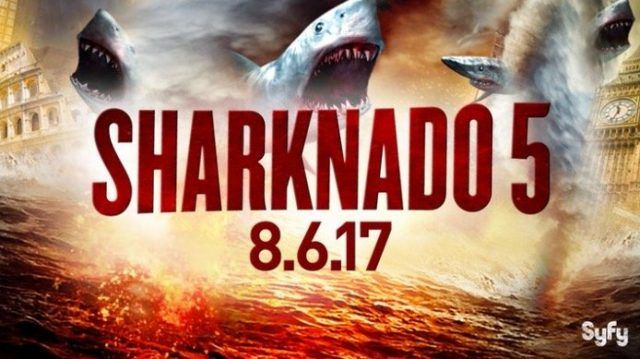 Sharknado 5 Premiere Date and More From Syfy