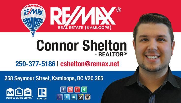 13 best remax images on pinterest real estate business canada and business card front business cardsreal estatecanadalipsense reheart Images
