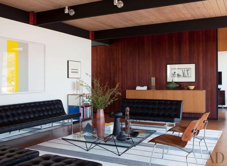 Modern Living Room by BoydDesign and BoydDesign in Malibu, California