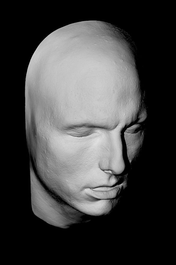 Tom Cruise Life Mask In Light Weight Resin