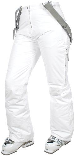 Trespass Pantalon de ski pour femme Lohan: Conditions out on the slopes can be testing so it's important that your skiwear is able to…