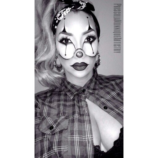17 Best Chola Clown Images On Pinterest | Drawings Chicano Drawings And Halloween Ideas