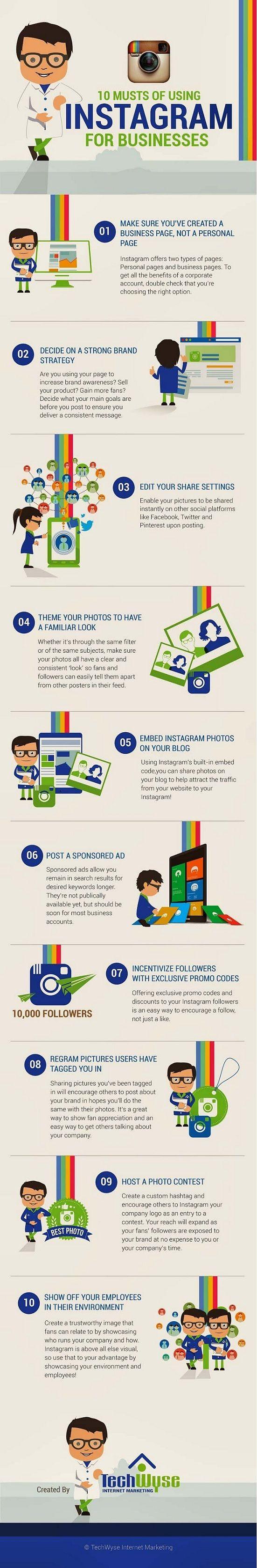 Instagram es la red social de mayor crecimiento, el 71% de las grades marcas ya la utilizan. ¿Cómo utilizan las marcas Instagram?