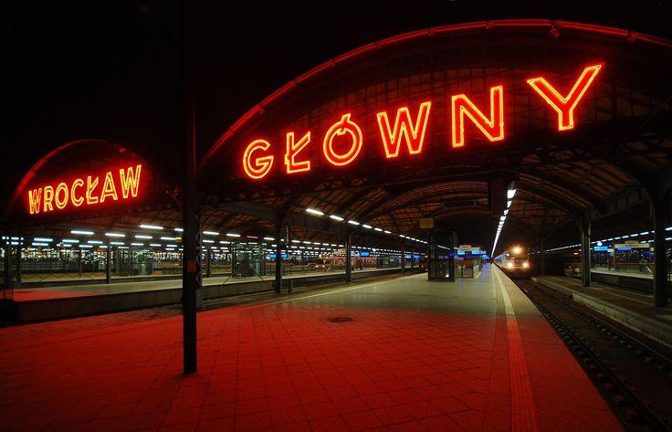 Wrocław neon