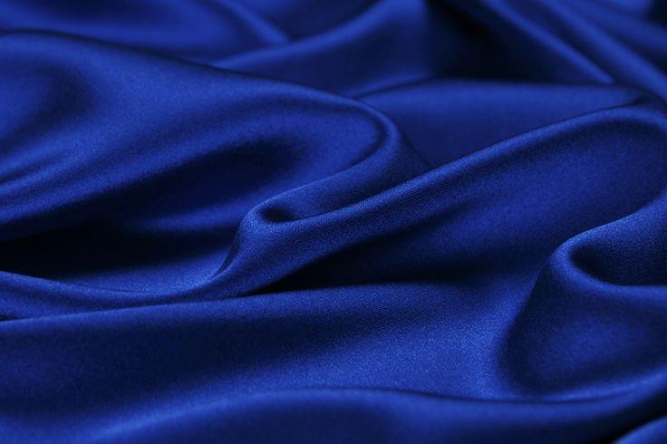 Luxury Style: 7 цветов Эластичный чистого шелка сатин ткани, хороший блеск, сплошной цвет, гладкие, шьют рубашки, платья, корабль со двора