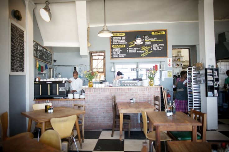 Great eateries in Western Cape South Africa