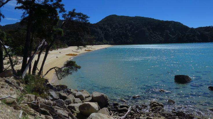 Bark Bay, Abel Tasman National Park