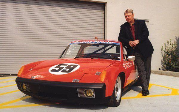 40-я годовщина VW-Porsche 914 - Страница 2 - Porsche Club Russland - Официальный Порше клуб России - Форум Порше