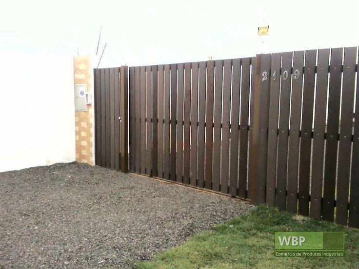 cerca para jardim reciclada10 cercas de paletes de http deboj club