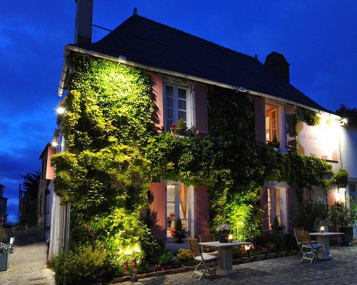 Le Grand Four Restaurant Noirmoutier en l'Île depuis 1956