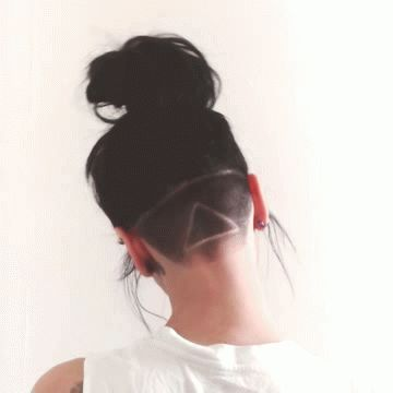Long Hair For Undercut : 42 best undercuts images on pinterest