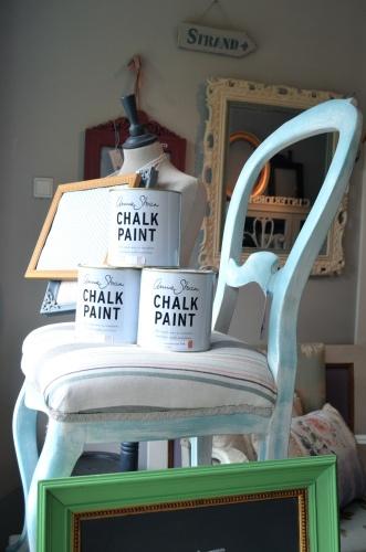 Besøg vores butik Cinteriors.dk! forhandler af Chalk Paint™ in Danmark