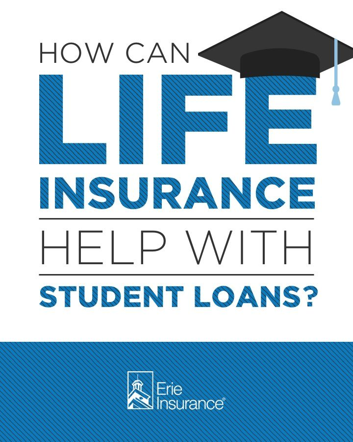 Student loan debt: It's a fact of life for new college grads, and a serious financial burden for many. What happens to student loans if the student or graduate who took out the loan passes away before it's paid off? The unfortunate reality is that the debt, particularly from private loans, can be passed on to a cosigner or spouse -- whether or not they're prepared for it. Erie Insurance explains how life insurance can help ease that burden, should the unthinkable occur.