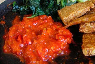 Resep Sambal Tomat Terasi | ResepKoki.co