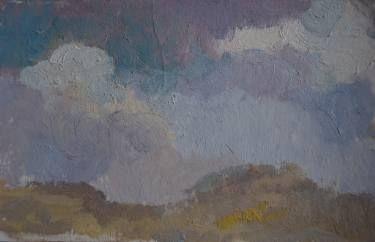 """Saatchi Art Artist Mariia Hurianova; Painting, """"seasons"""" #art"""