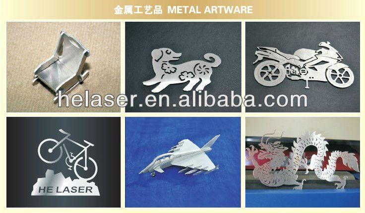 HECY3015-500 500W laser machine cut metal