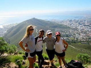 Ubuntu Girls Take the Cape! | You'll Find Me in South Africa