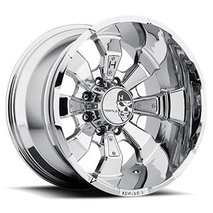 """8x180mm Hostile 20"""" Wheel for 11-16 Duramax. 20x9"""" +10mm offset for non lifted trucks Other sizes are recommended for lifted trucks"""