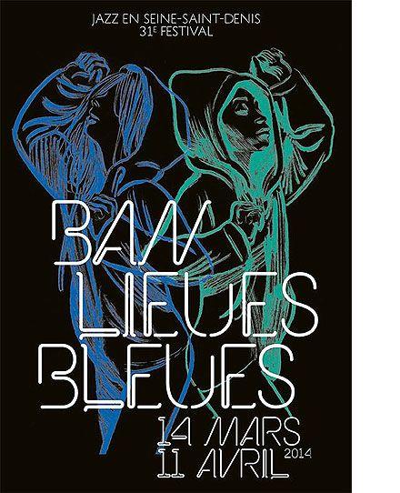 Banlieues Bleues Paris Jazz Festival